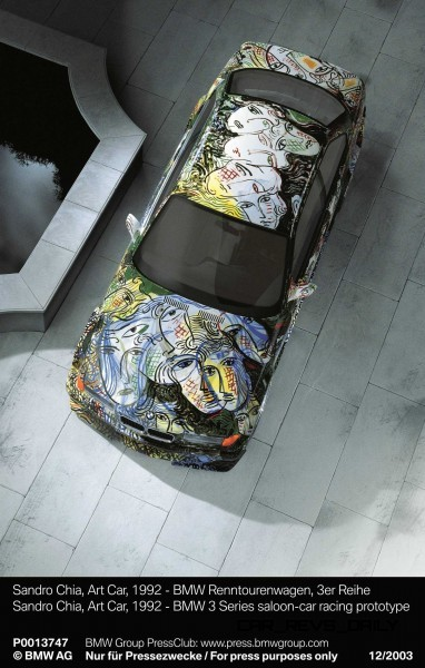 BMW Art Car Collection Celebrates 40th Anniversary With Fresh Museum Display + World Tour (125 Photos) 56