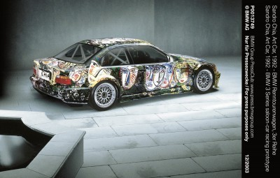BMW Art Car Collection Celebrates 40th Anniversary With Fresh Museum Display + World Tour (125 Photos) 58