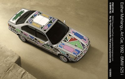 BMW Art Car Collection Celebrates 40th Anniversary With Fresh Museum Display + World Tour (125 Photos) 59