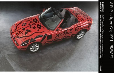 BMW Art Car Collection Celebrates 40th Anniversary With Fresh Museum Display + World Tour (125 Photos) 61