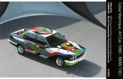BMW Art Car Collection Celebrates 40th Anniversary With Fresh Museum Display + World Tour (125 Photos) 62