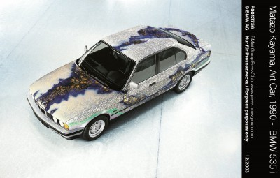 BMW Art Car Collection Celebrates 40th Anniversary With Fresh Museum Display + World Tour (125 Photos) 63