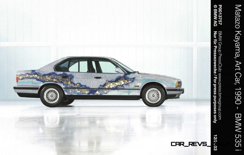 BMW Art Car Collection Celebrates 40th Anniversary With Fresh Museum Display + World Tour (125 Photos) 64