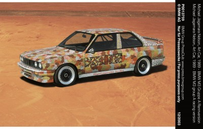 BMW Art Car Collection Celebrates 40th Anniversary With Fresh Museum Display + World Tour (125 Photos) 65