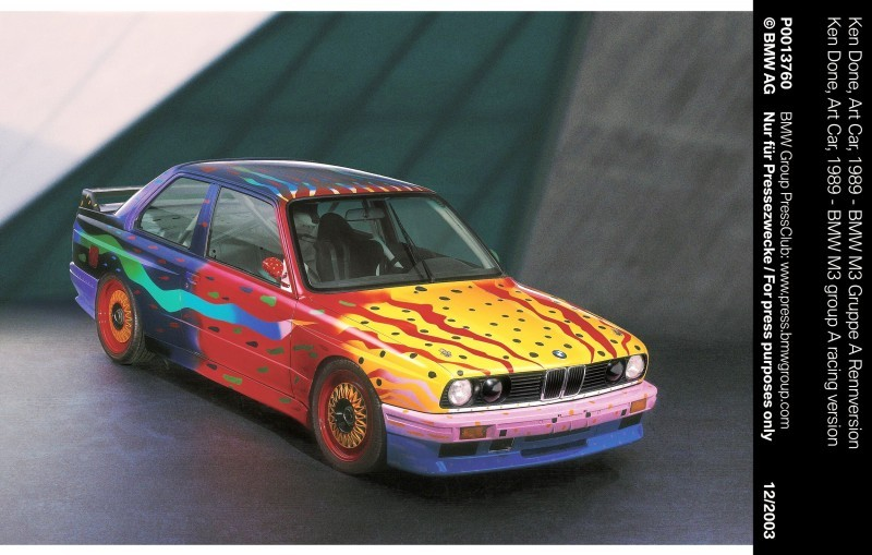 BMW Art Car Collection Celebrates 40th Anniversary With Fresh Museum Display + World Tour (125 Photos) 66