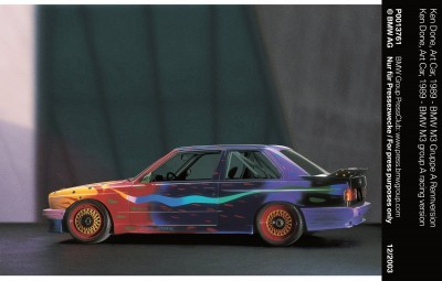 BMW Art Car Collection Celebrates 40th Anniversary With Fresh Museum Display + World Tour (125 Photos) 67
