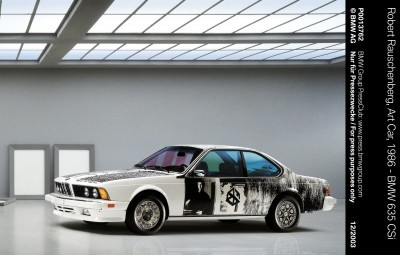 BMW Art Car Collection Celebrates 40th Anniversary With Fresh Museum Display + World Tour (125 Photos) 68