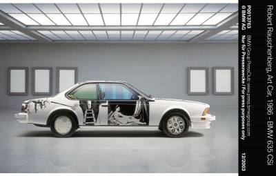 BMW Art Car Collection Celebrates 40th Anniversary With Fresh Museum Display + World Tour (125 Photos) 69