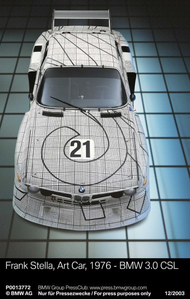 BMW Art Car Collection Celebrates 40th Anniversary With Fresh Museum Display + World Tour (125 Photos) 73