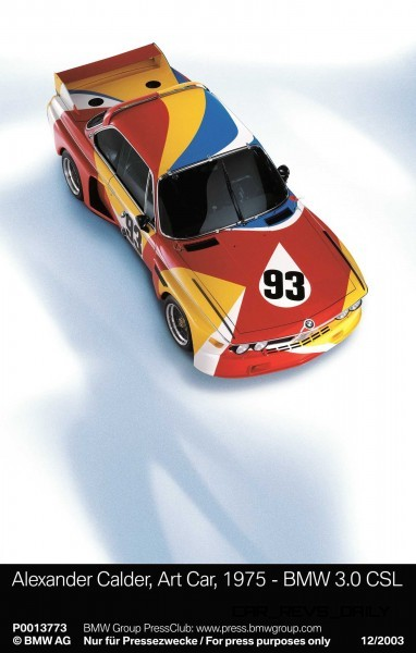 BMW Art Car Collection Celebrates 40th Anniversary With Fresh Museum Display + World Tour (125 Photos) 74