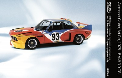 BMW Art Car Collection Celebrates 40th Anniversary With Fresh Museum Display + World Tour (125 Photos) 75
