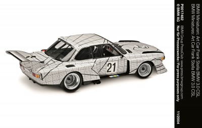 BMW Art Car Collection Celebrates 40th Anniversary With Fresh Museum Display + World Tour (125 Photos) 77