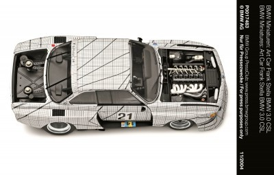 BMW Art Car Collection Celebrates 40th Anniversary With Fresh Museum Display + World Tour (125 Photos) 78
