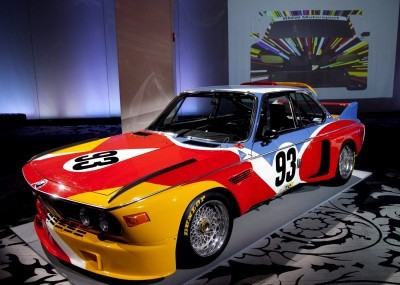 BMW Art Car Collection Celebrates 40th Anniversary With Fresh Museum Display + World Tour (125 Photos) 80