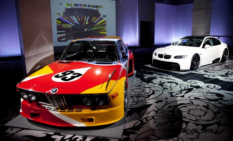 BMW Art Car Collection Celebrates 40th Anniversary With Fresh Museum Display + World Tour (125 Photos) 81