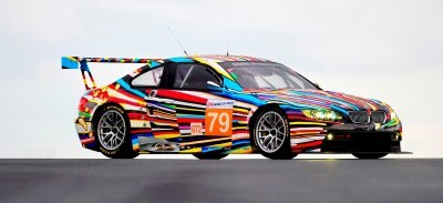 BMW Art Car Collection Celebrates 40th Anniversary With Fresh Museum Display + World Tour (125 Photos) 89