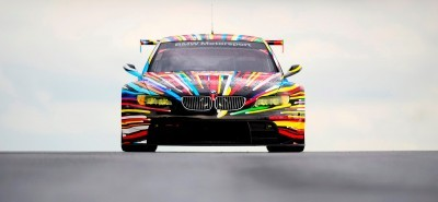 BMW Art Car Collection Celebrates 40th Anniversary With Fresh Museum Display + World Tour (125 Photos) 90