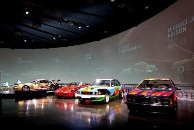BMW Art Car Collection Celebrates 40th Anniversary With Fresh Museum Display + World Tour (125 Photos) 95