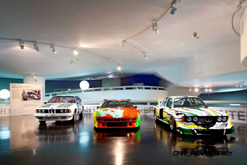 BMW Art Car Collection Celebrates 40th Anniversary With Fresh Museum Display + World Tour (125 Photos) 96