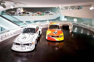 BMW Art Car Collection Celebrates 40th Anniversary With Fresh Museum Display + World Tour (125 Photos) 97