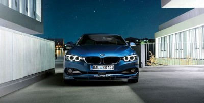 BMW ALPINA B4 BITURBO