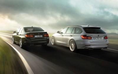 BMW ALPINA D3 BITURBO