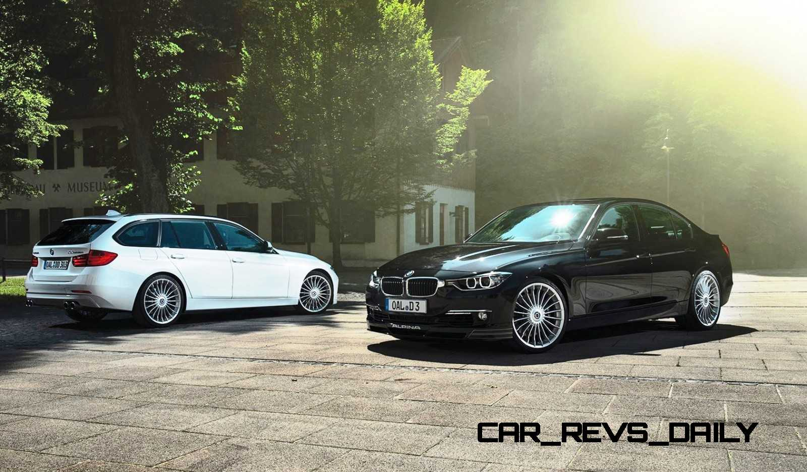 ALPINA B And D Performance Parts Transform USA BMW Series - Alpina bmw parts