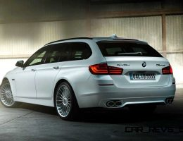 ALPINA B5 Mods Available for USA BMW 5 series Owners