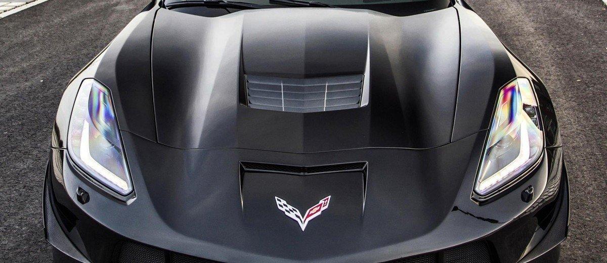 Chevrolet Corvette Stingray PDR700 Widebody Prior Design 11