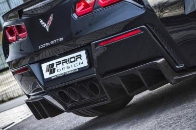 Chevrolet Corvette Stingray PDR700 Widebody Prior Design 17