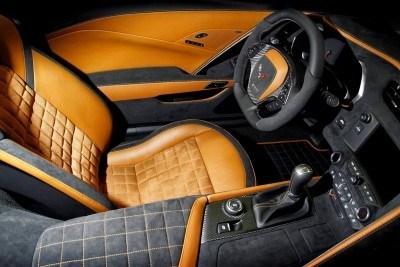 Chevrolet Corvette Stingray PDR700 Widebody Prior Design 25