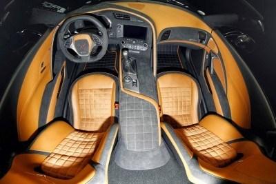 Chevrolet Corvette Stingray PDR700 Widebody Prior Design 27