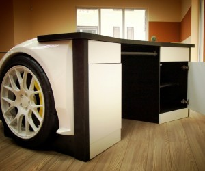 design epicentrum supercar office desks