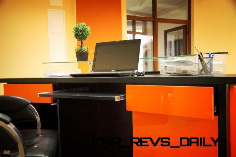 Design Epicentrum Supercar Office Desks 3