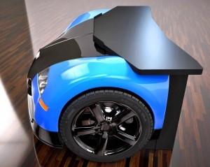Design Epicentrum Supercar Office Desks - Bugatti Veyron 3