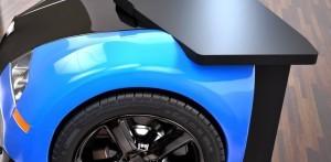 Design Epicentrum Supercar Office Desks - Bugatti Veyron 7