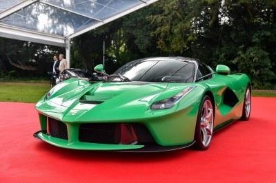 Ferrari 2015 Goodwood 1