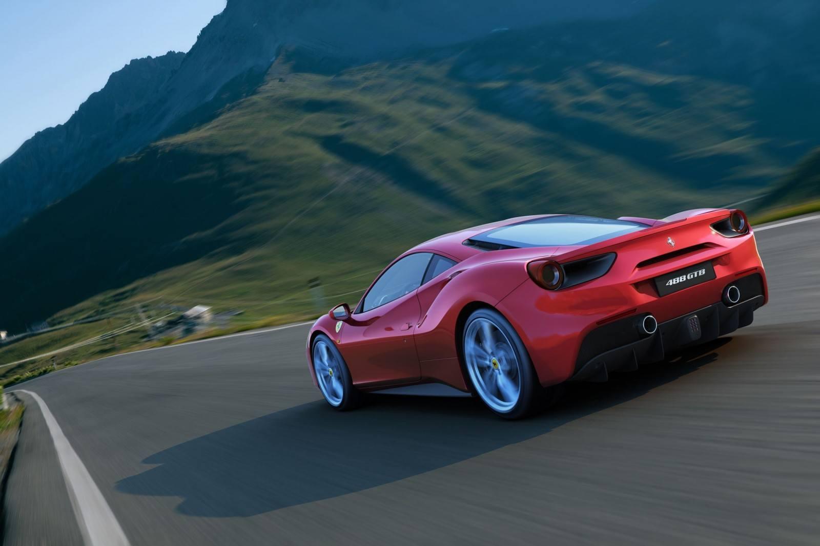 Ferrari 2015 Goodwood 16
