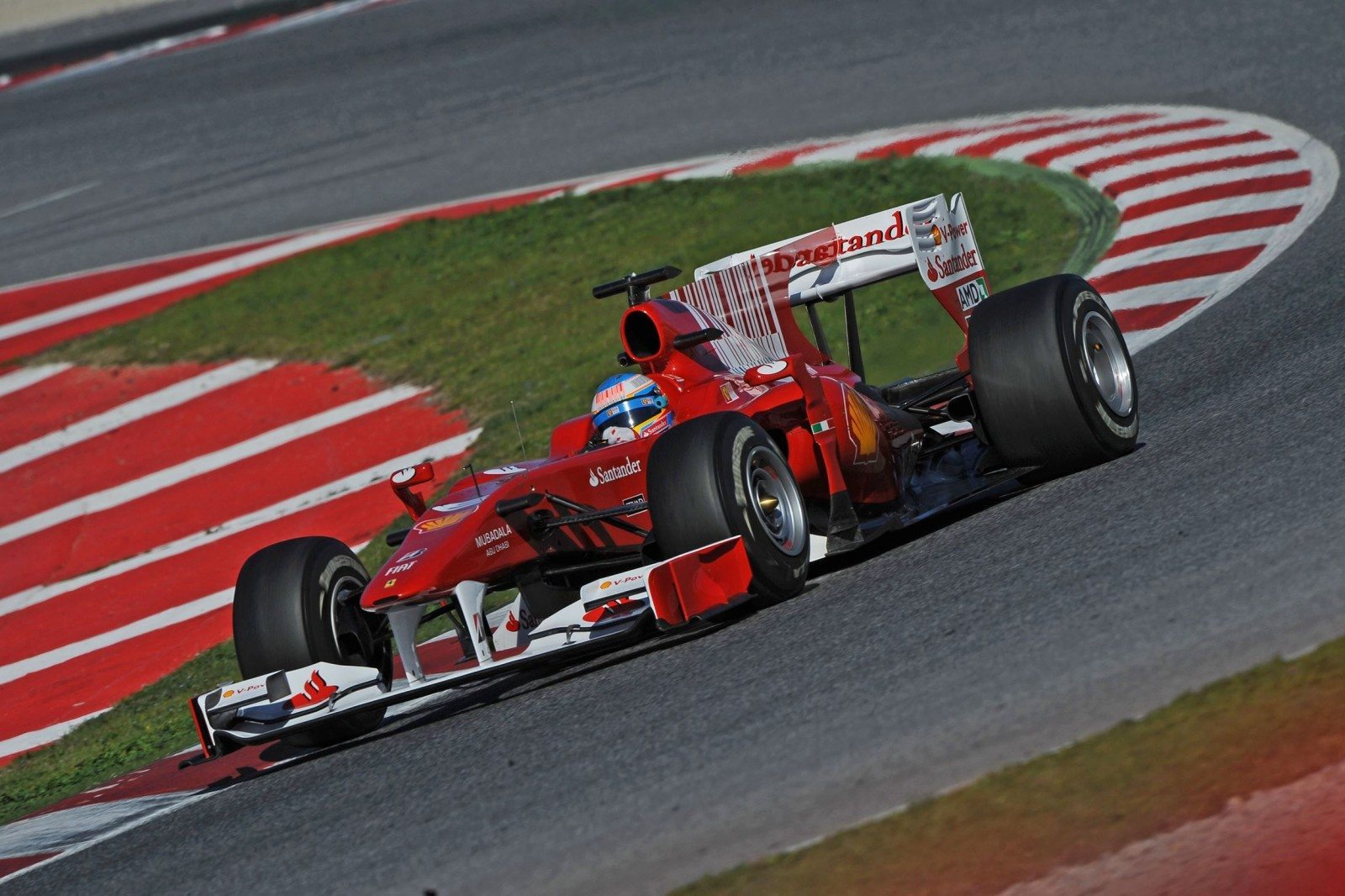 TEST F1 BARCELLONA 25-28/02/2010