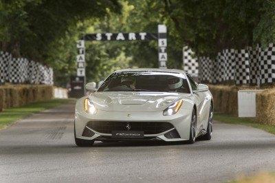 Ferrari 2015 Goodwood 33