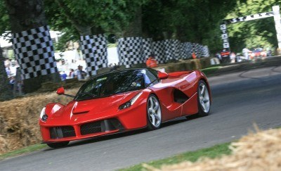 Ferrari 2015 Goodwood 38