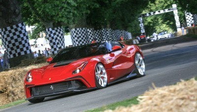 Ferrari 2015 Goodwood 39
