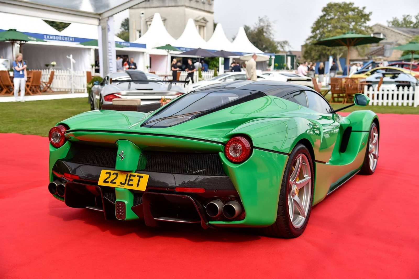 Ferrari 2015 Goodwood 4