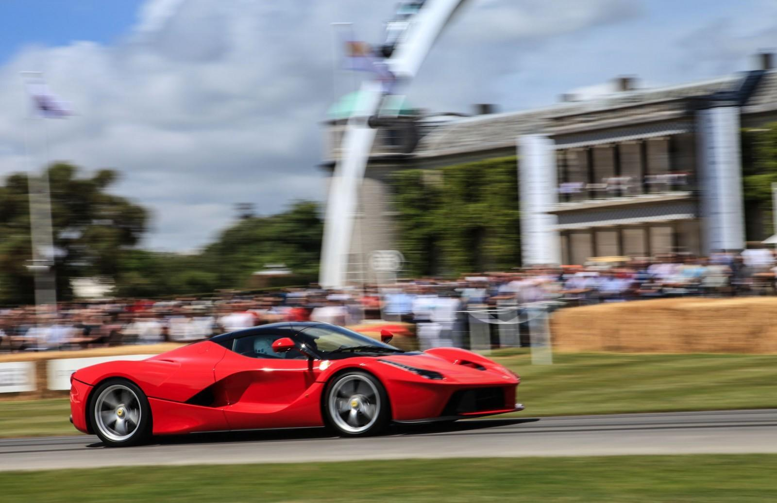 Ferrari 2015 Goodwood 40