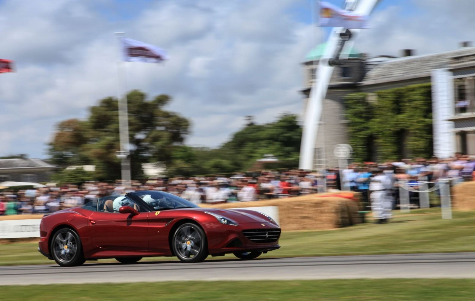 Ferrari 2015 Goodwood 41