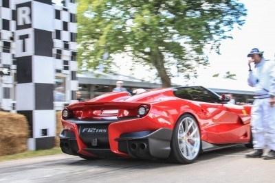 Ferrari 2015 Goodwood 42