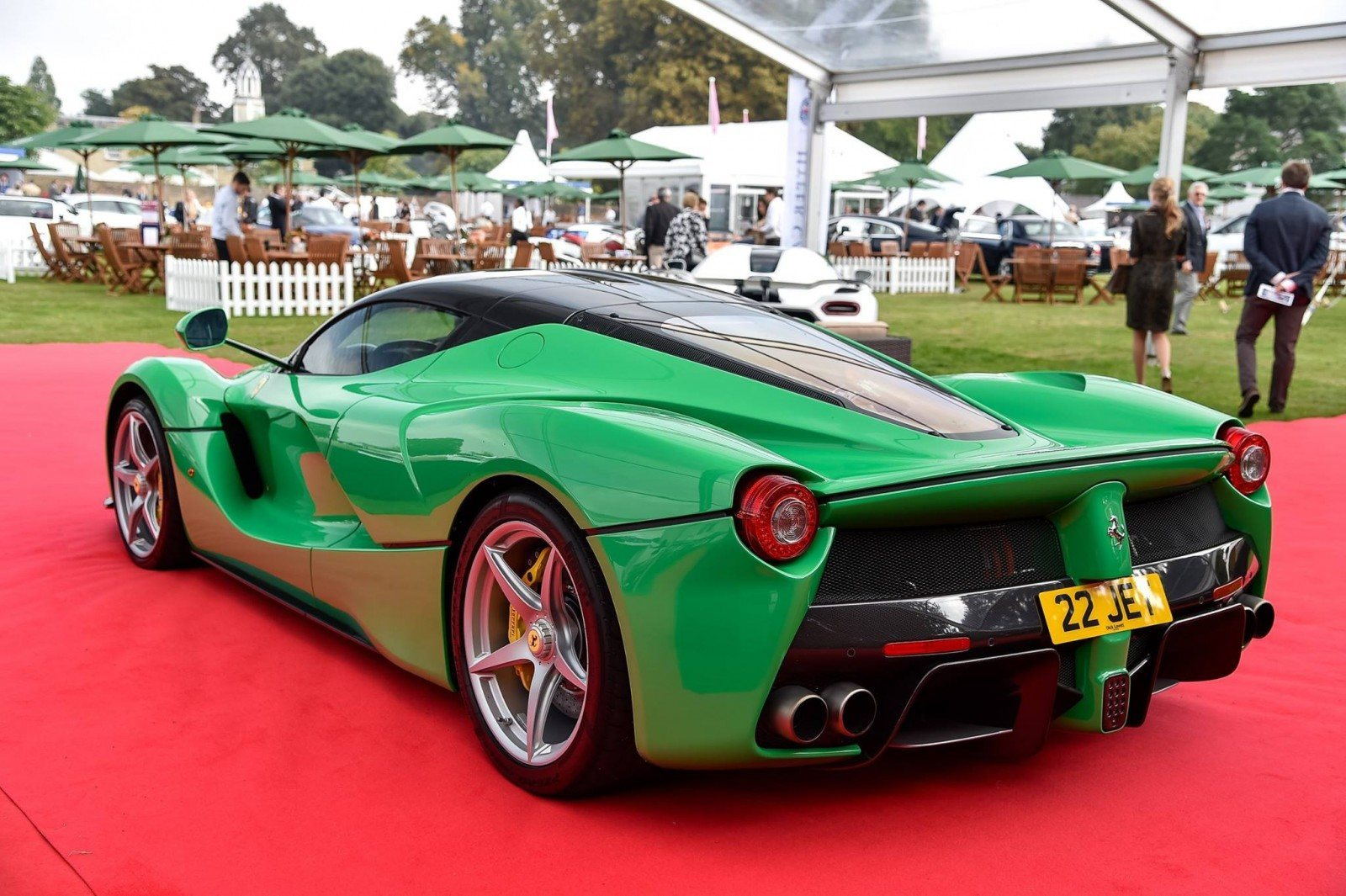 Ferrari 2015 Goodwood 7