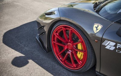 Ferrari 458 Widebody By Prior Design 17
