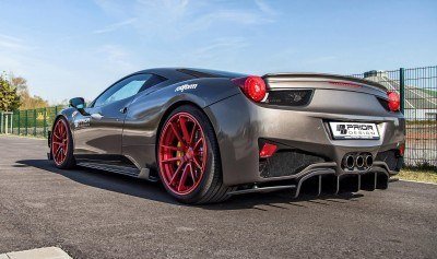 Ferrari 458 Widebody By Prior Design 18