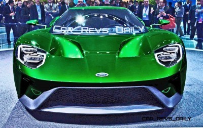 This Is A Modified Variant On Global Gt Regs Meaning The Ford Will Not Wrestle With The Porsche  Or Nissan Lm Nismo